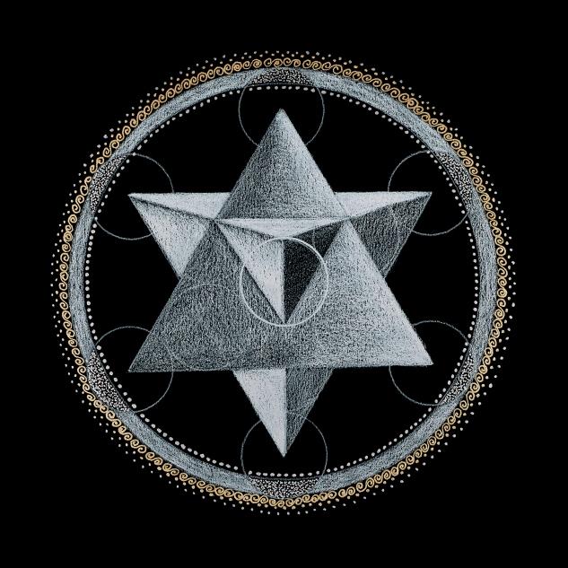 14_Merkaba - Crown