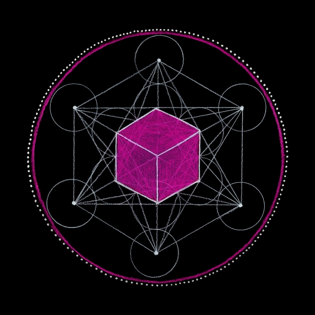 15_Earth - Hexahedron - Root