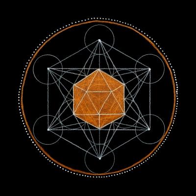 16_Sacral Chakra - Water - Icosahedron