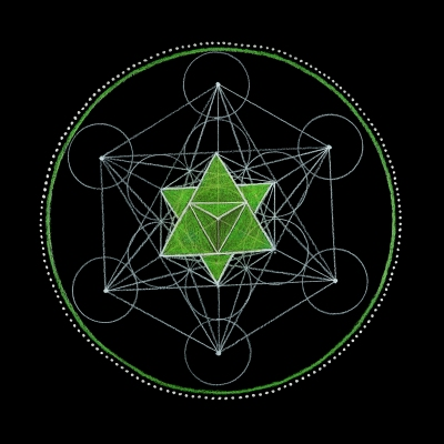 18_Love - Star Tetrahedron - Heart