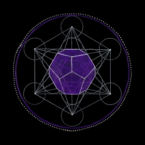 20_Ether - Dodecahedron - Third Eye