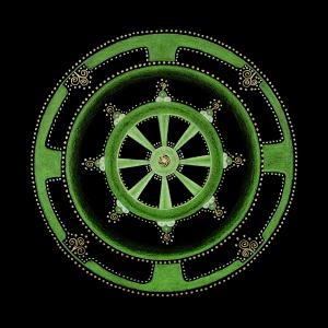 32_Heart Chakra - buddhism
