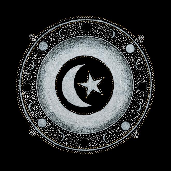 35_Crown Chakra - Islam