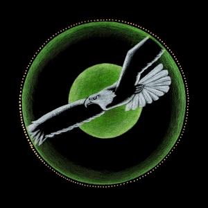 4_Heart Chakra - Eagle